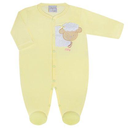2c050de56f95e TB192725 A-moda-bebe-menina-macacao-longo-plush-ovelhinha- Tilly Baby ...