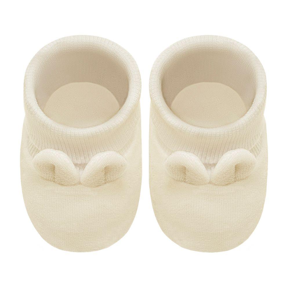 TB13177.02_A-moda-bebe-menino-menina-pantufa-orelhinha-plush-bege-tilly-baby-no-bebefacil-loja-de-roupas-enxoval-e-acessorios-para-bebes