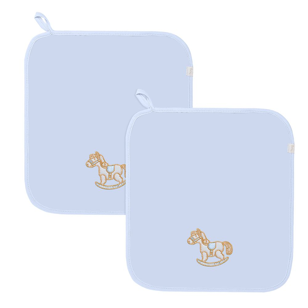 E12101A-A-Kit-com-2-fraldinhas-de-boca-para-bebe-em-suedine-Brinquedos-Azul---Hug