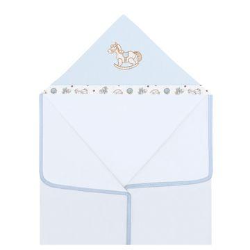 E12115-B-Toalha-com-capuz-para-bebe-Brinquedo-Azul---Hug