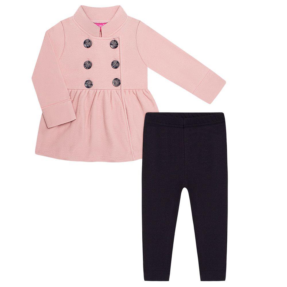 TMX1171-RS_A-moda-menina-conjunto-casaco-legging-molecotton-rose-tmx-no-bebefacil-loja-de-roupas-enxoval-e-acessorios-para-bebes