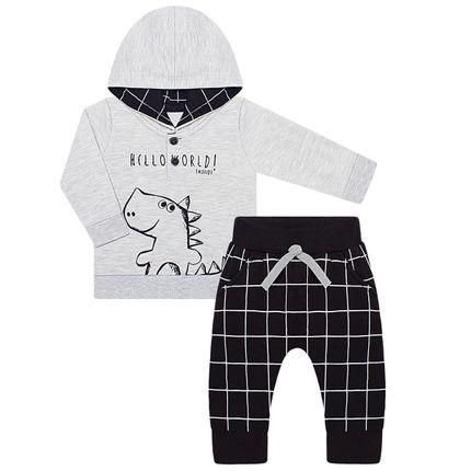 TMX4043-MC_A-moda-bebe-menino-blusao-capuz-calca-saruel-moletom-trex-tmx-no-bebefacil-loja-de-roupas-enxoval-e-acessorios-para-bebes