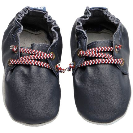 BABO70-sapatinho-bebe-menino-sapato-new-wave-marinho-babo-uabu-no-bebefacil-loja-de-roupas-enxoval-e-acessorios-para-bebes