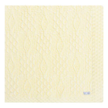 BB2950_A-enxoval-e-maternidade-bebe-menina-manta-tricot-trancado-amarela-beth-bebe-no-bebefacil-loja-de-roupas-enxoval-e-acessorios-para-bebes