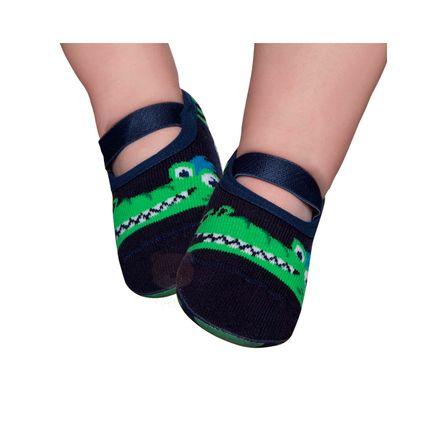 PK7070-JA_A-moda-bebe-menino-meia-sapatilha-pansocks-jacare-puket-no-bebefacil-loja-de-roupas-enxoval-e-acessorios-para-bebes