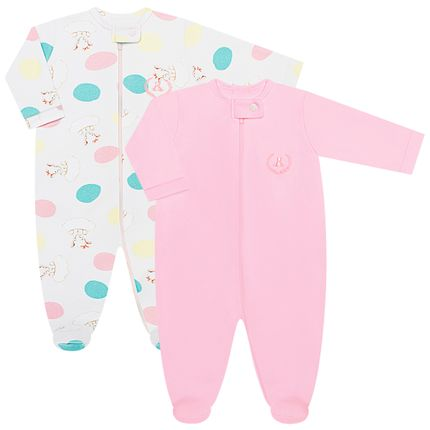 CQ19.093-114_A-moda-bebe-menina-pack-2-macacao-manga-longa-ziper-suedine-elefantinha-coquelicot-no-bebefacil-loja-de-roupas-enxoval-e-acessorios-para-bebes