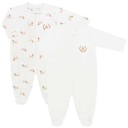 CQ19.093-125_A-moda-bebe-menina-menino-pack-2-macacao-manga-longa-ziper-suedine-cachorrinho-coquelicot-no-bebefacil-loja-de-roupas-enxoval-e-acessorios-para-bebes