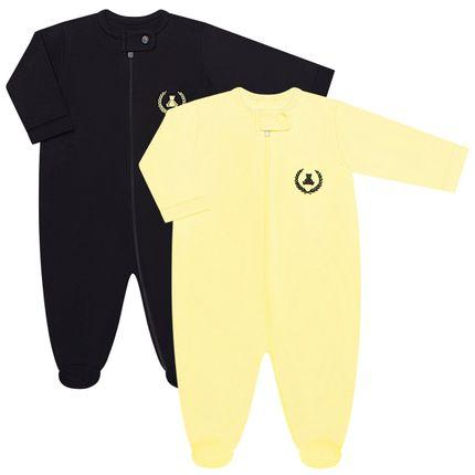 CQ19.093-04_A-moda-bebe-menino-menina-macacao-longo-preto-amarelo-coquelicot-no-bebefacil-loja-de-roupas-enxoval-e-acessorios-para-bebes