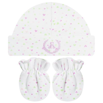 CQ19.039-123_A-moda-bebe-menina-kit-touca-luva-suedine-coracoes-coquelicot-no-bebefacil-loja-de-roupas-enxoval-e-acessorios-para-bebes