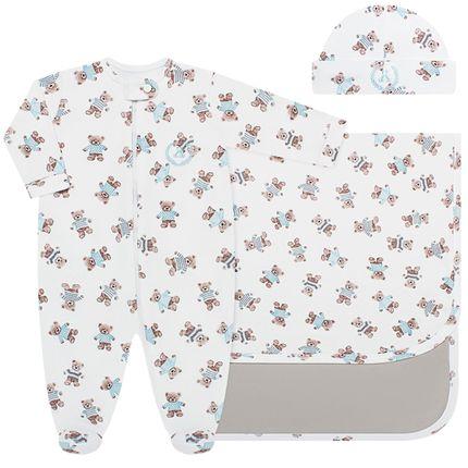 CQ19.054-121_A-moda-bebe-menino-jogo-maternidade-suedine-ursinhos-macacao-ziper-manta-touca-coquelicot-no-bebefacil-loja-de-roupas-enxoval-e-acessorios-para-bebes