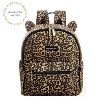 MB12ONC310-B-Mochila-Maternidade-Urban-Animal-Print---Masterbag