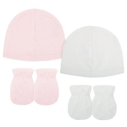 10314764_A-moda-bebe-menina-acessorios-kit-2-toucas-2-pares-de-luva-em-tricot-rosa-branco-petit-no-bebefacil-loja-de-roupas-enxoval-e-acessorios-para-bebes