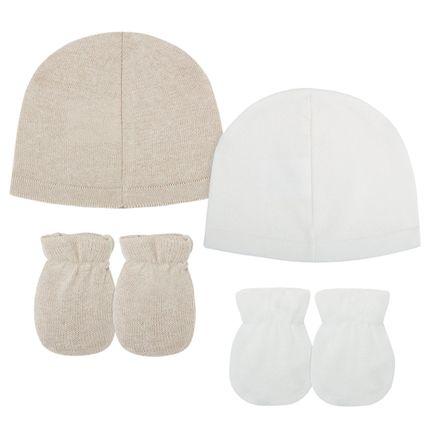 10314768_A-moda-bebe-menina-menino-acessorios-kit-2-toucas-2-pares-de-luva-em-tricot-bege-branco-petit-no-bebefacil-loja-de-roupas-enxoval-e-acessorios-para-bebes