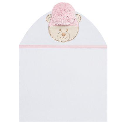 TFFA4797U_A-enxoval-e-maternidade-bebe-menina-toalha-banho-forro-fralda-ursinha-petit-no-bebefacil-loja-de-roupas-enxoval-e-acessorios-para-bebes
