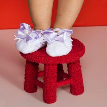 LK079.004_E-moda-bebe-menina-meia-sapatilha-laco-e-perolas-leke-no-bebefacil-loja-de-roupas-enxoval-e-acessorios-para-bebes
