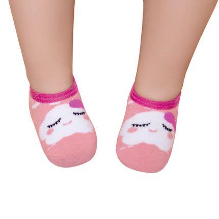 LK044.002_A-moda-bebe-menina-meia-sapatinho-nuvem-rosa-leke-no-bebefacil-loja-de-roupas-enxoval-e-acessorios-para-bebes