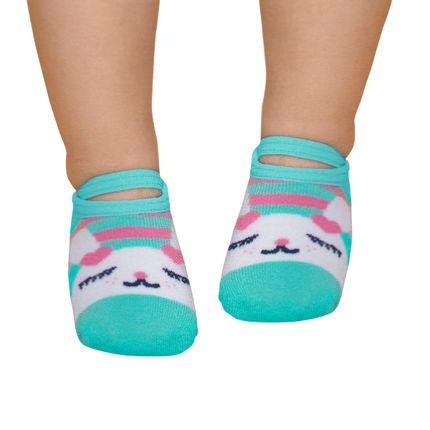 LK044.003_A-moda-bebe-menina-acessorios-meia-sapatilha-coelhinha-acqua-leke-no-bebefacil-loja-de-roupas-enxoval-e-acessorios-para-bebes