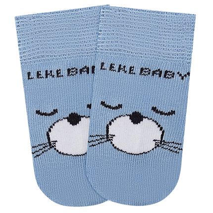 LK059.006_A-moda-bebe-menino-meia-soquete-atoalhada-ursinho-azul-leke-no-bebefacil-loja-de-roupas-enxoval-e-acessorios-para-bebes
