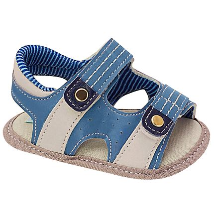 UNI511-057-sapatinho-bebe-menino-papete-cinza-azul-unipasso-no-bebefacil-loja-de-roupas-enxoval-e-acessorios-para-bebes