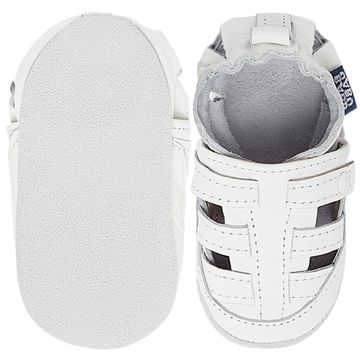 BABO76_B-sapatinho-bebe-menino-sandalia-franciscana-branca-babo-uabu-no-bebefacil-loja-de-roupas-enxoval-e-acessorios-para-bebes
