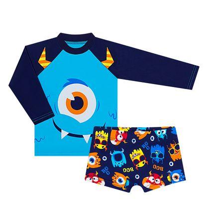 KIT1.MONSTRO_A-moda-praia-bebe-menino-kit-camiseta-surfista-sunga-boxer-lycra-monster-puket-no-bebefacil-loja-de-roupas-enxoval-e-acessorios-para-bebes