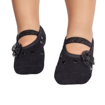 PK7033-TP_A-moda-bebe-menina-acessorios-meia-sapatilha-coracoes-e-flor-preta-puket-no-bebefacil-loja-de-roupas-enxoval-e-acessorios-para-bebes