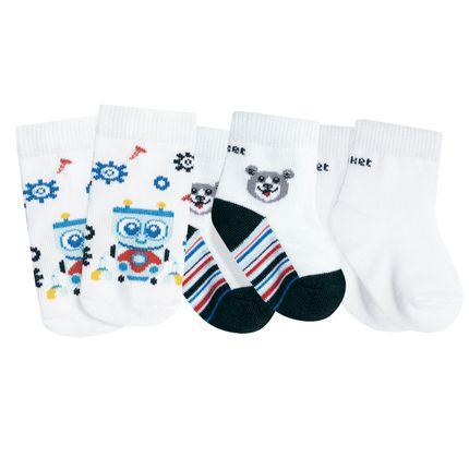 PK69845-MO_A-moda-bebe-menino-acessorios-tripack-kit-3-meias-soquete-monstrinhos-puket-no-bebefacil-loja-de-roupas-enxoval-e-acessorios-para-bebes