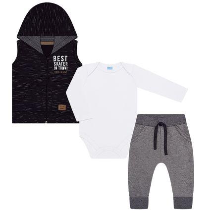 TMX4046-PR_A-moda-bebe-menino-conjunto-colete-capuz-body-longo-calca-skater-tmx-no-bebefacil-loja-de-roupas-enxoval-e-acessorios-para-bebes