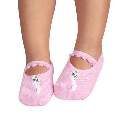 PK7033-TA_A-moda-bebe-menina-acessorios-meia-sapatilha-cisne-rosa-puket-no-bebefacil-loja-de-roupas-enxoval-e-acessorios-para-bebes