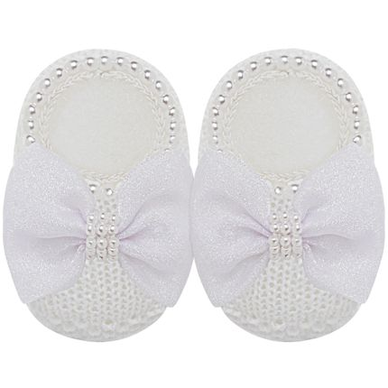 20550065001-RN_A-acessorios-bebe-menina-sapatinho-tricot-laco-e-perolas-branco-roana-no-bebefacil-loja-de-roupas-enxoval-para-bebes