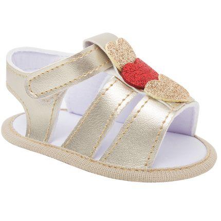 KB5192-81-A-sapatinho-bebe-menina-sandalia-dourada-coracoes-Keto-Baby-no-Bebefacil-loja-de-roupas-e-enxoval-para-bebes