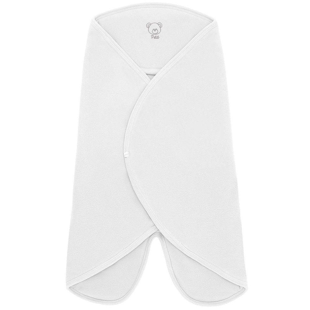 COBV4796_A1-enxoval-e-maternidade-cobertor-de-vestir-em-microsft-branco-petit-no-bebefacil-loja-de-roupas-enxoval-e-acessorios-para-bebes