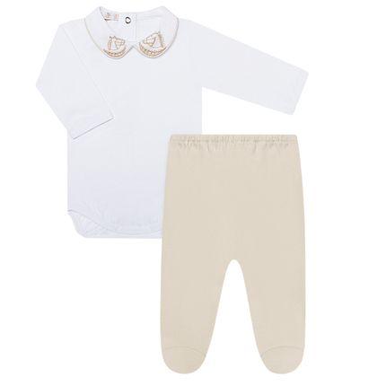 02915200005_A-moda-bebe-menino-conjunto-body-longo-calca-mijao-em-malha-leaozinho-roana-no-bebefacil-loja-de-roupas-enxoval-e-acessorios-para-bebes