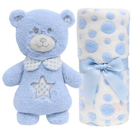 BUBA10694-A-Gift-Manta-com-Pelucia-Ursinho-Azul--0m-----Buba