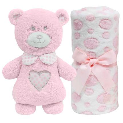 BUBA10695-A-Gift-Manta-com-Pelucia-Ursinha-Rosa--0m-----Buba
