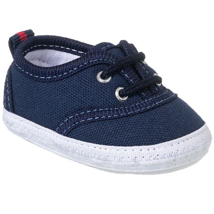 KB3242-44-A-Tenis-para-bebe-Marinho---Keto-Baby-no-Bebefacil-de-roupas-enxoval-e-acessorios-para-bebes