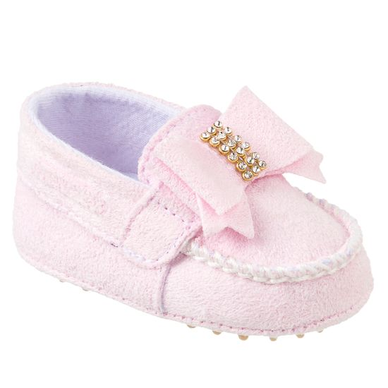 KB25001-7-A-Mocassim-para-bebe-Laco-Strass-Rosa---Keto-Baby