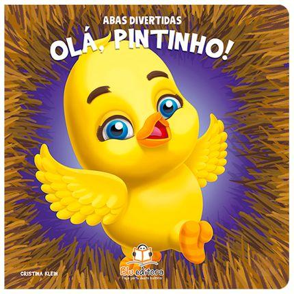 BLU669-A-Livro-infantil-Ola-Pintinho--Abas-Divertidas---Blu-Editora