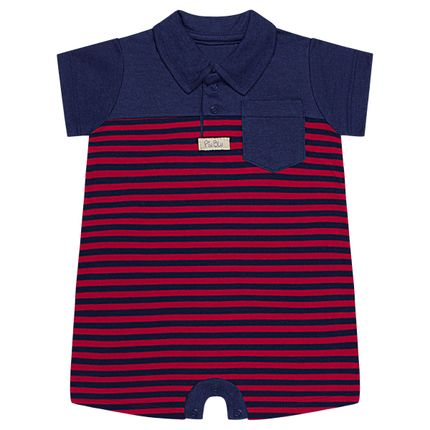 PB3358_A-moda-bebe-menino-macacao-polo-em-malha-strisce-piu-blu-no-bebefacil-loja-de-roupas-enxoval-e-acessorios-para-bebes
