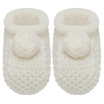 01018003031_B-sapatinho-bebe-menino-menina-sapatinho-tricot-pom-pom-marfim-roana-no-bebefacil-loja-de-roupas-enxoval-e-acessorios-para-bebes