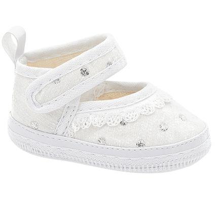 BBG-31030LP-A-Sapatilha-para-bebe-Poa-Branco---Baby-Gut