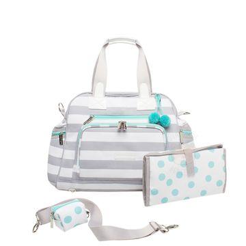 MB12CAN299.09-N-Bolsa-para-bebe-Everyday-Candy-Colors-Menta---Masterbag