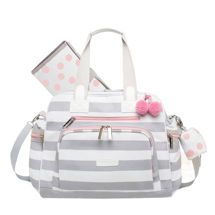 MB12CAN299.08-A-Bolsa-para-bebe-Everyday-Candy-Colors-Pink---Masterbag