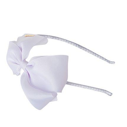 01618009001_A-moda-bebe-menina-acessorios--tiara-arquinho-maxi-laco-gorgurao-branco-roana-no-bebefacil-loaj-de-roupas-enxoval-e-acessorios-para-bebes