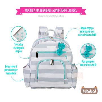 MB12CAN307.09-R-Mochila-Maternidade-Noah-Candy-Colors-Menta---Masterbag