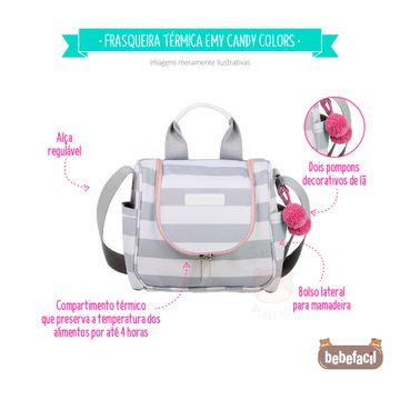 MB12CAN238.08-B-Frasqueira-Termica-para-bebe-Emy-Candy-Colors-Pink---Masterbag