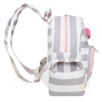MB12CAN307.08-H-Mochila-Maternidade-Noah-Candy-Colors-Pink---Masterbag