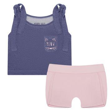 BBG110.002_A-moda-bebe-menina-conjunto-bata-com-short-em-moletinho-meow-baby-gut-no-bebefacil-loja-de-roupas-enxoval-e-acessorios-para-bebes