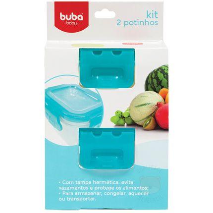 BUBA10761-A-Kit-2-Potes-Papinha-c-tampa-para-bebe-Azul--6m-----Buba