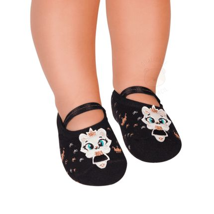 PK6939-GT--010101556199-moda-bebe-menina-meia-sapatilha-gatinha-rainbow-puket-no-bebefacil-loja-de-roupas-enxoval-e-acessorios-para-bebes